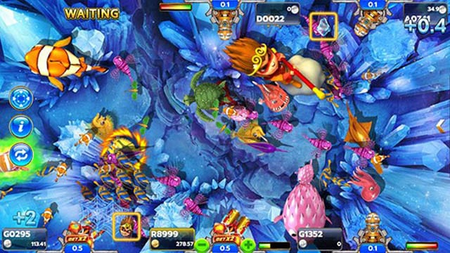 เกม slotxo DRAGON PALACE WUKONG